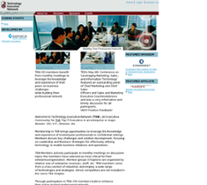 The ECO Group II website history