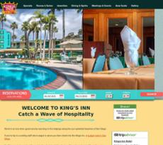 KINGS INN website history