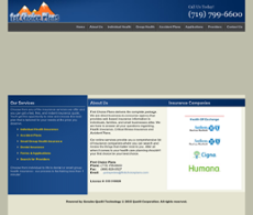 First Choice Plans website history
