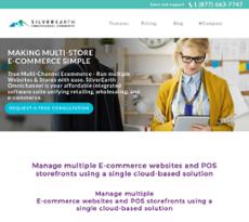 Silver Earth website history