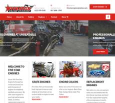 Five Star Engine Exchange website history