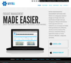 MyFr8 website history