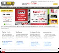 Toolmarts website history