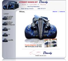 Dan Dowdy website history