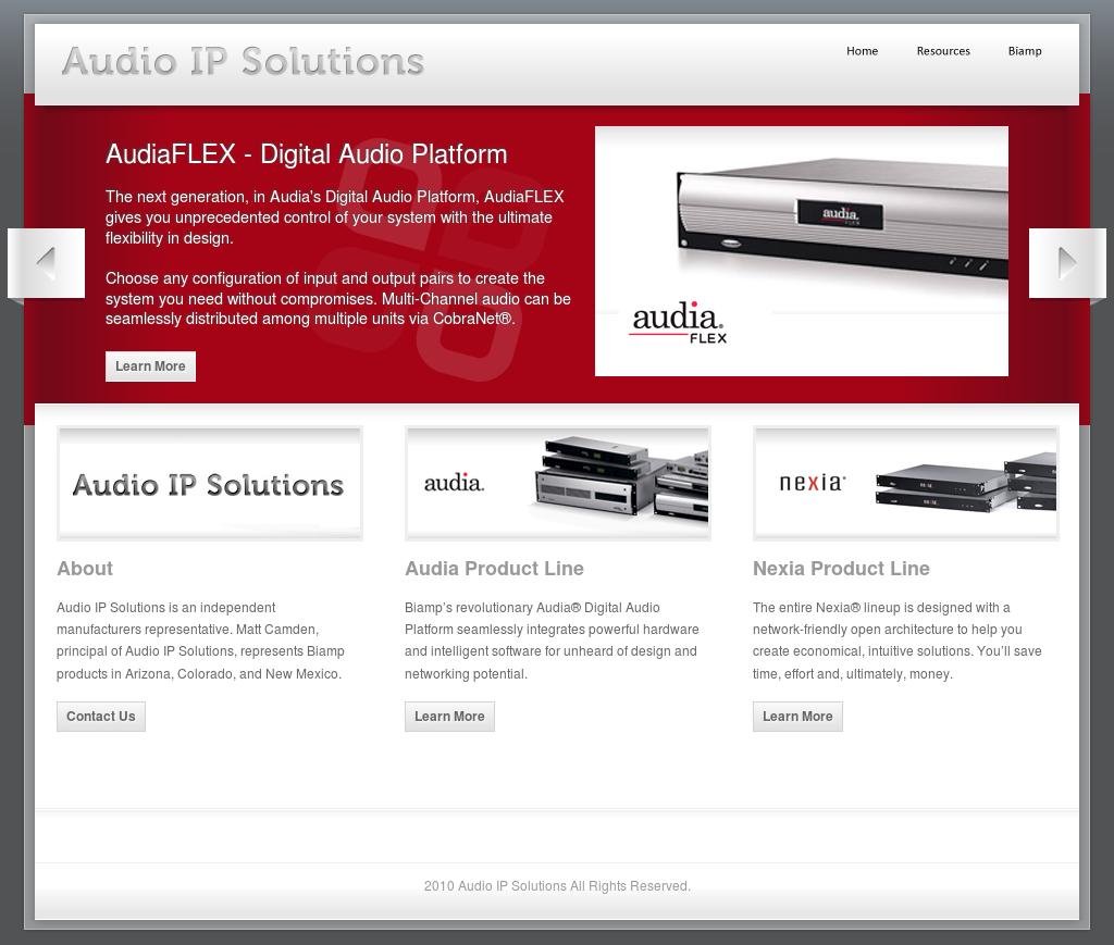 Audio Ip Solutions Competitors Revenue And Employees Owler Digital Platform Website History