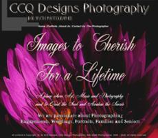 CCQ Designs website history