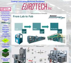 Eurotecusa website history