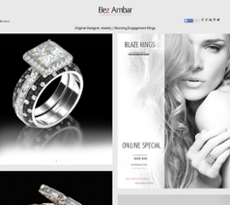Bez Ambar website history