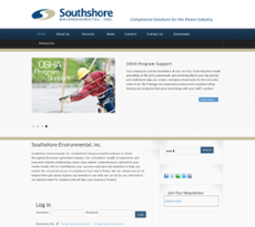 Southshore Environmental website history