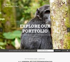 Next Adventure website history