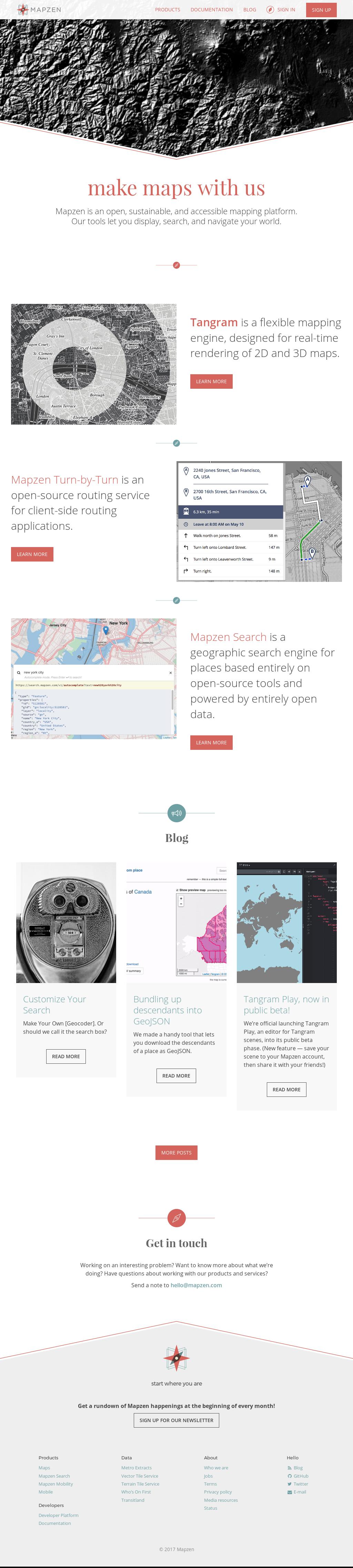Owler Reports - Mapzen Blog Mapzen Alternatives