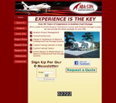 ABA-CON website history