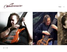Warr Guitars website history