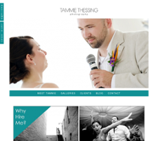 Tammie Thessing website history