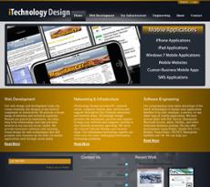 ITechnology Design website history