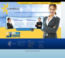 Sombus website history
