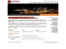Karpedium website history