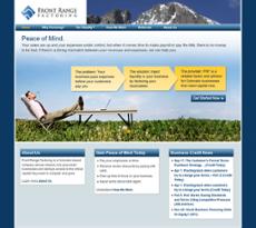 Front Range Fctoring website history