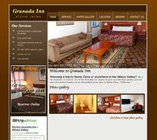 Granada Inn website history