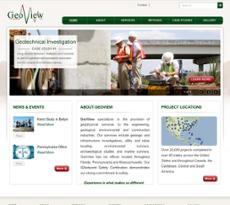 GeoView website history