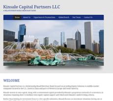 Kinsale Capital Partners website history