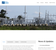 Alliance Consulting Engineers website history