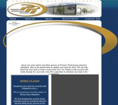 PPI website history