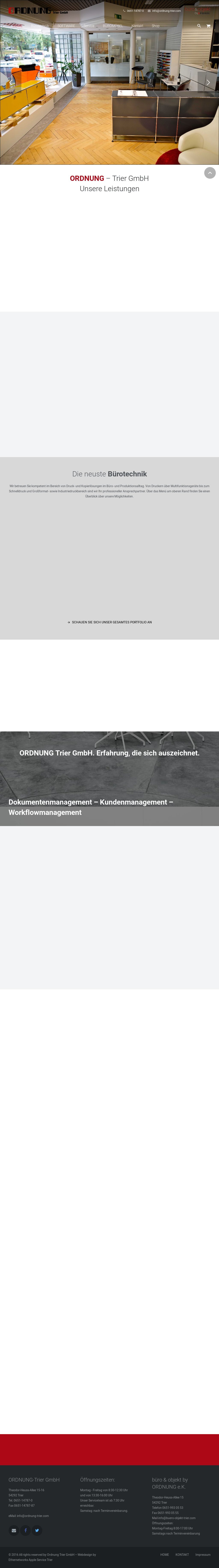 Ordnung -trier Competitors, Revenue and Employees - Owler Company ...