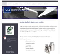 Absolute Measurements website history