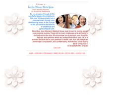 San Jose Women's Medical Group website history