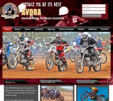 AVDRA website history