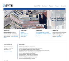 SYTE website history