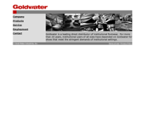 Gold Water Industries website history