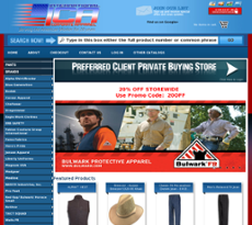ICA website history