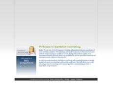 EarthNet website history