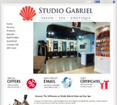 Studio Gabriel website history