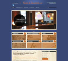 Miles Gersh Law website history