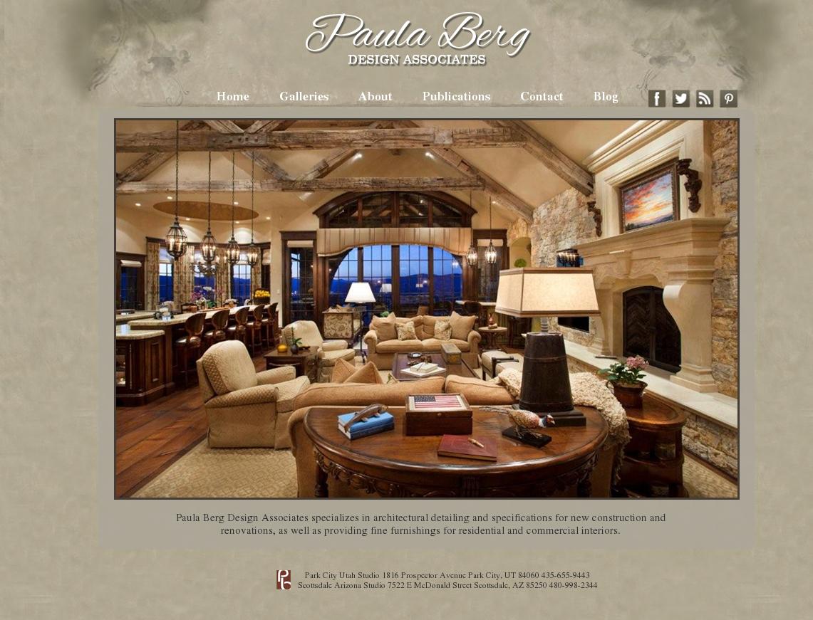 Paula Berg Design Associates Competitors Revenue And Employees
