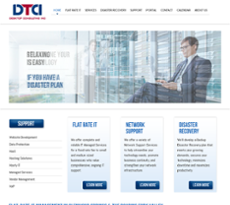 DTCI website history