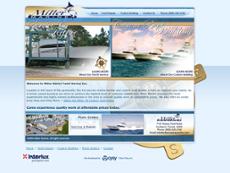 Miller Marine website history