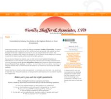 Fiorillo, Shaffer & Associates website history