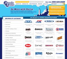 Durrie Sales website history