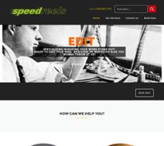 Speedreels website history