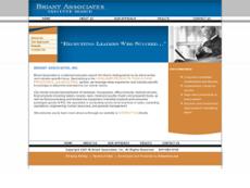 Briant Associates website history