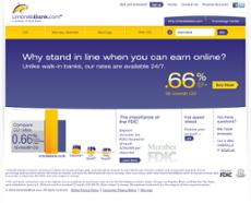 UmbrellaBank website history