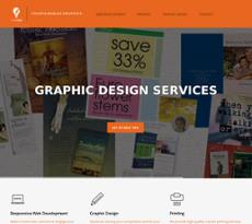 Fountainhead Graphics website history