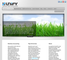 Unify CPAs website history