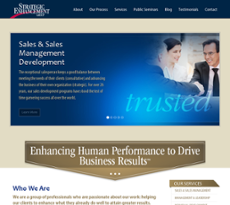 Strategic Enhancement Group website history