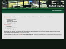 Bradford Computing website history