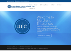 Merchant Enterprises website history